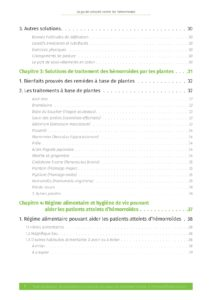 Sommaire Guide Hémo - Page 3